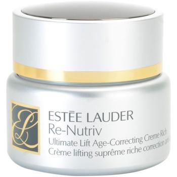 Estée Lauder Re-Nutriv Ultimate Lift creme com efeito lifting  para rosto