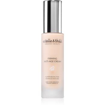 Estelle & Thild Super BioActive cremă hidratantă pentru fermitatea pielii