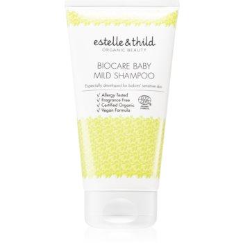 Estelle & Thild BioCare Baby sampon extra delicat pentru scalpul copiilor imagine produs