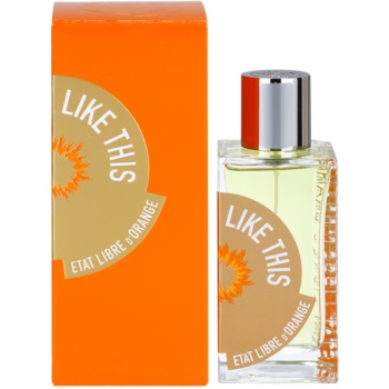 Etat Libre dOrange Like This eau de parfum pentru femei 100 ml
