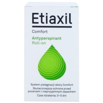 Etiaxil Comfort кульковий антиперспірант з ефектем 3-5 днів 2