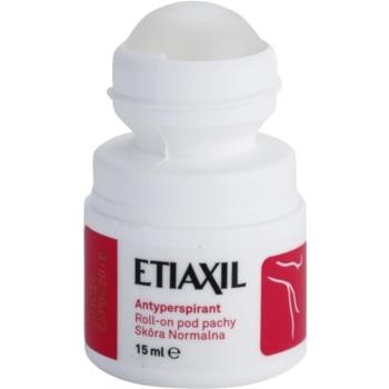 Etiaxil Original antiperspirant roll-on cu efect de 3-5 zile pentru piele normala 1
