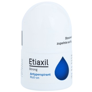 Etiaxil Strong antiperspirant roll - on cu efect de 5 zile impotriva transpiratiei excesive