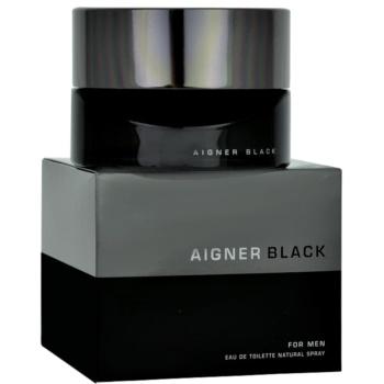 Etienne Aigner Black for Man eau de toilette pentru barbati