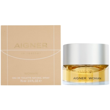 Etienne Aigner In Leather Woman eau de toilette pentru femei 75 ml