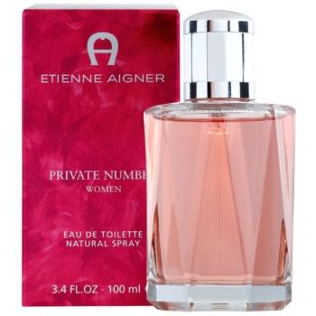 Etienne Aigner Private Number toaletní voda pro ženy 1