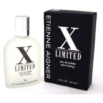 Fotografie Etienne Aigner X-Limited toaletní voda unisex 125 ml