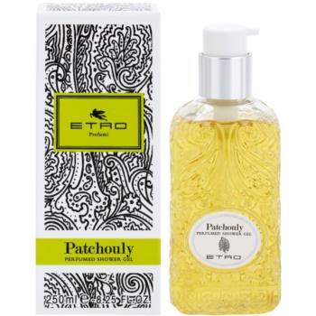 Etro Patchouly gel de duș unisex