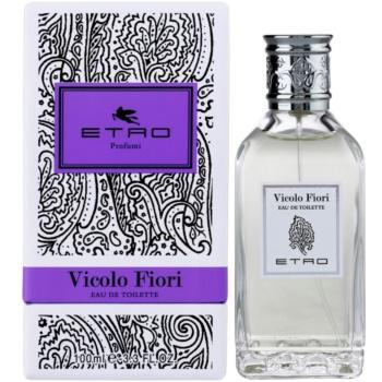Etro Vicolo Fiori eau de toilette pentru femei