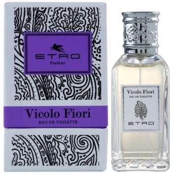 Etro Vicolo Fiori eau de toilette pentru femei 50 ml
