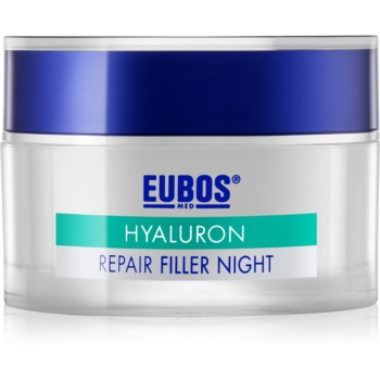 Eubos Hyaluron crema regeneratoare de noapte antirid