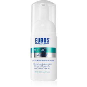 Eubos Multi Active demachiant spumant delicat facial poza noua