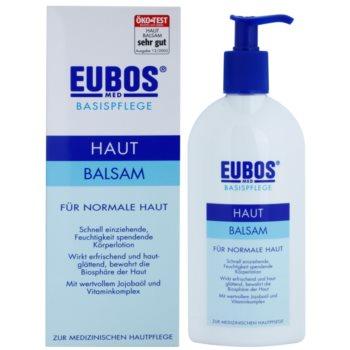 Eubos Basic Skin Care зволожуючий бальзам для тіла для нормальної шкіри 1