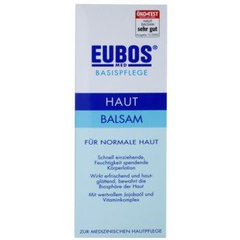Eubos Basic Skin Care зволожуючий бальзам для тіла для нормальної шкіри 2