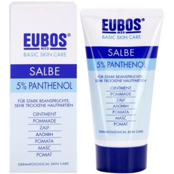 Eubos Basic Skin Care regeneracijsko mazilo za zelo suho kožo 1