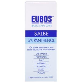 Eubos Basic Skin Care regeneracijsko mazilo za zelo suho kožo 2