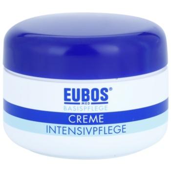 Eubos Basic Skin Care produs hrănitor pentru ten uscat sensibil si foarte uscat  100 ml