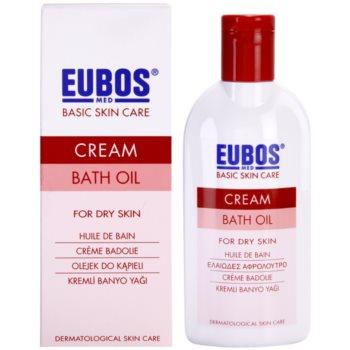 Eubos Basic Skin Care Red Badeöl für trockene und empfindliche Haut 1