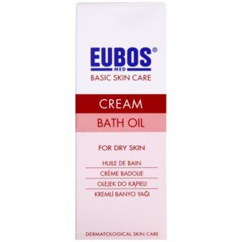 Eubos Basic Skin Care Red Badeöl für trockene und empfindliche Haut 2
