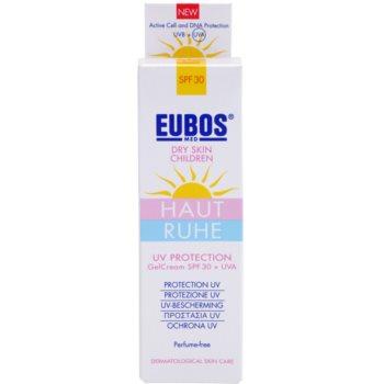 Eubos Children Calm Skin zaščitna gelasta krema SPF 30 2