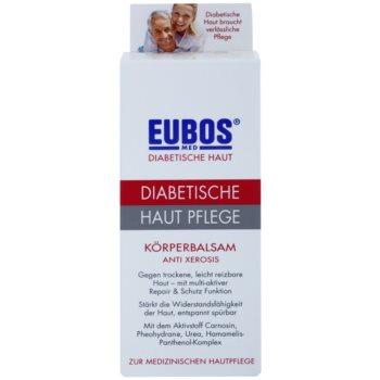Eubos Diabetic Anti Xerosis bálsamo corporal de proteção com efeito nutritivo de longa duração 2