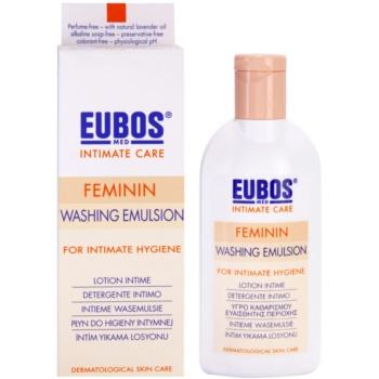 Eubos Feminin емульсія для інтимної гігієни 1