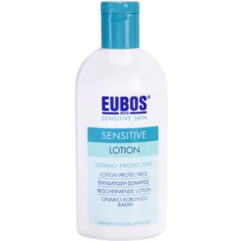 Eubos Sensitive lapte protector pentru piele uscata si sensibila