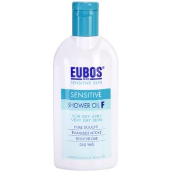 Eubos Sensitive ulei de dus pentru pielea uscata sau foarte uscata