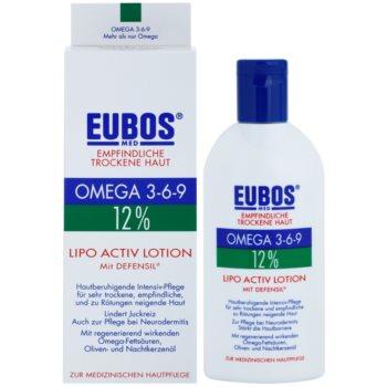 Eubos Sensitive Dry Skin Omega 3-6-9 12% интензивна грижа за суха и раздразнена кожа 1