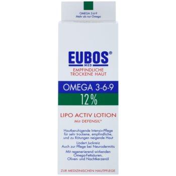 Eubos Sensitive Dry Skin Omega 3-6-9 12% интензивна грижа за суха и раздразнена кожа 2