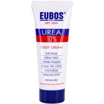 Eubos Dry Skin Urea 10% crema Intensiv Regeneratoare pentru picioare  100 ml