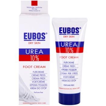 Eubos Dry Skin Urea 10% intenzivní regenerační krém na nohy 1