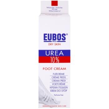 Eubos Dry Skin Urea 10% intenzivní regenerační krém na nohy 2