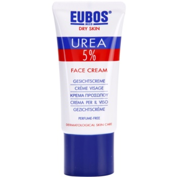Eubos Dry Skin Urea 5% crema intens hidratanta fata  50 ml