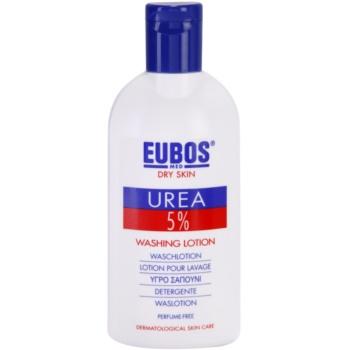 Eubos Dry Skin Urea 5% Flüssigseife für sehr trockene Haut 200 ml