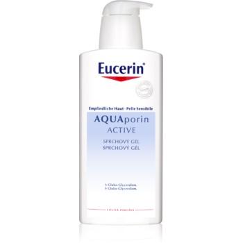 Fotografie EUCERIN AQUAporin sprchový gel 400ml 63962