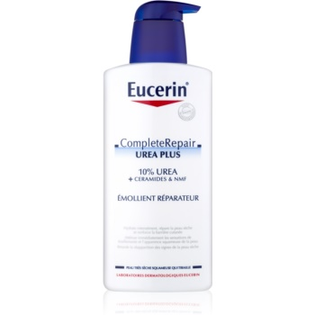 Eucerin Dry Skin Urea lotiune de corp pentru piele foarte uscata (10% Urea) 400 ml