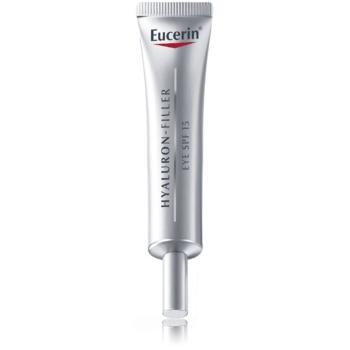 Eucerin Hyaluron-Filler crema de ochi efect intens anti-rid