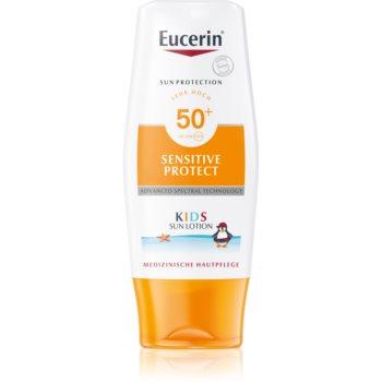 Eucerin Sun Kids lapte protector pentru copii SPF 50+