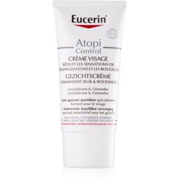 Eucerin Dry Skin Dry Skin Omega crema pentru ten pentru piele uscata spre atopica