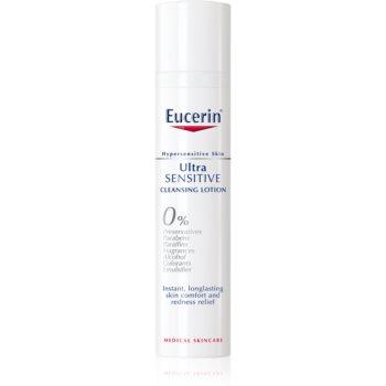 Eucerin UltraSENSITIVE gel cremos pentru curatare poza noua