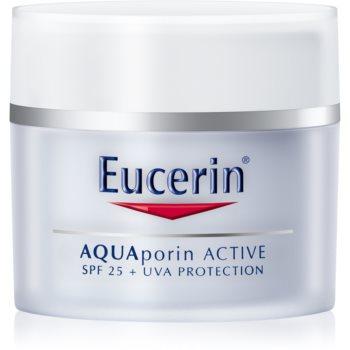 Eucerin Aquaporin Active Crema intens hidratanta pentru toate tipurile de piele SPF 25 poza noua