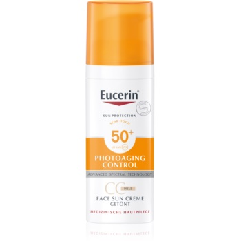 eucerin sun photoaging control