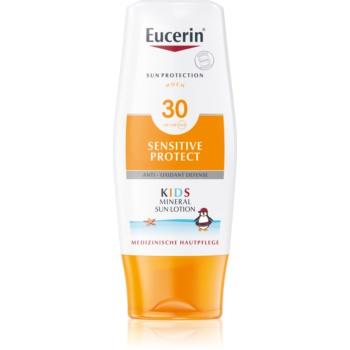 Eucerin Sun Kids lapte protector cu micro-pigmenți, pentru copii SPF 30