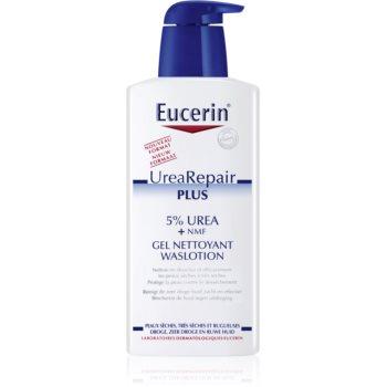 Eucerin Dry Skin Urea gel de du? reface bariera protectoare a pielii poza