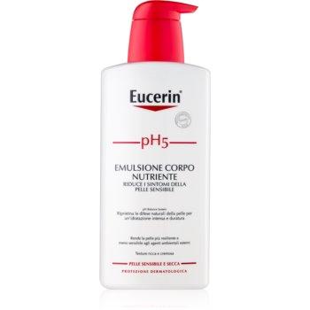 Eucerin pH5 lotiune de corp hranitoare pentru piele sensibila