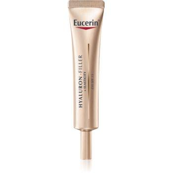 Eucerin Elasticity+Filler Crema de ochi pentru corectarea ridurilor SPF 15