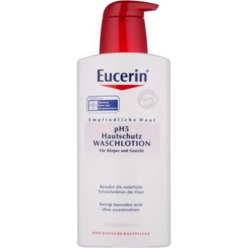 Fotografie Eucerin pH5 sprchový krém pro citlivou pokožku 400 ml