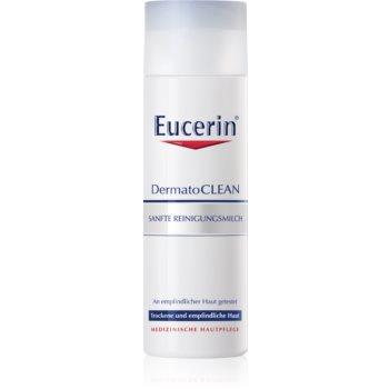 Eucerin DermatoClean čisticí pleťové mléko pro citlivou a suchou pleť 200 ml