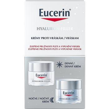 Eucerin Hyaluron-Filler set cadou I. (antirid) pentru femei